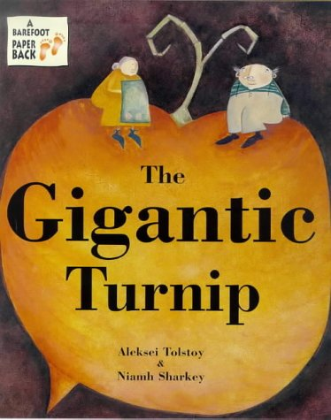 9781902283296: The Gigantic Turnip