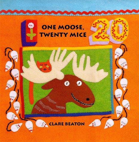 9781902283371: One Moose, Twenty Mice (Barefoot Beginners)