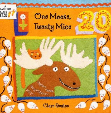9781902283388: One Moose, Twenty Mice
