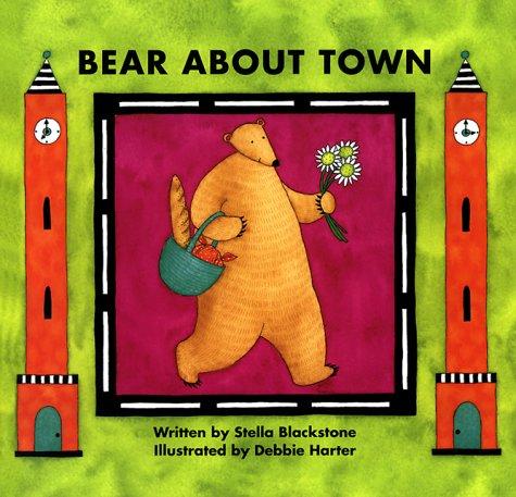 9781902283579: Bear About Town (Bear Series)