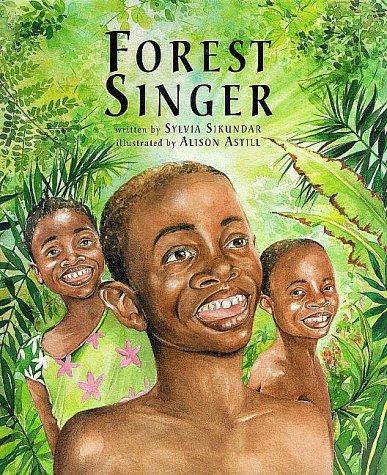 9781902283609: Forest Singer