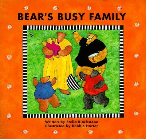 9781902283906: Bear's Busy Family (Bear Series)