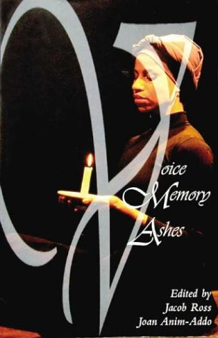 Voice Memory Ashes: Lest We Forget: Ross, Jacob (Editor)/