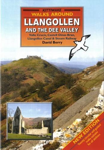 Walks Around Llangollen and Dee Valley (1902302435) by David Berry