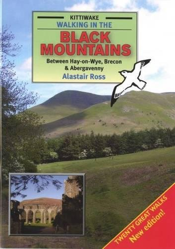 9781902302928: Walking in the Black Mountains Between Hay-on-Wye, Brecon and Abergavenny
