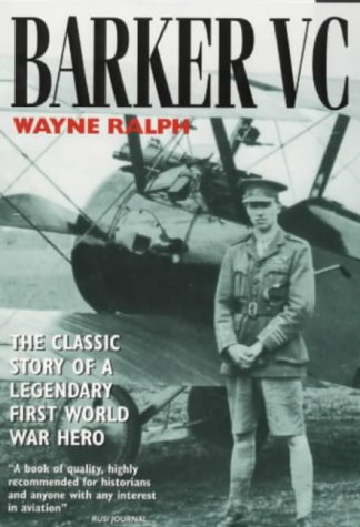 9781902304311: Barker, VC: The Classic Story of a Legendary First World War Hero
