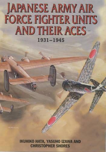 9781902304892: Japanese Army Air Force Units and Their Aces: 1931-1945
