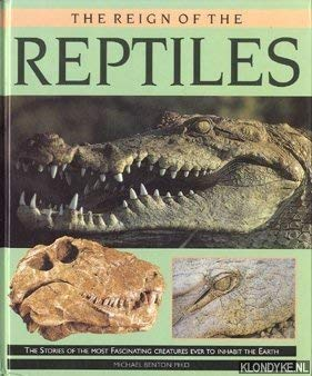 The Reign of the Reptiles: Dr. Benton, Michael