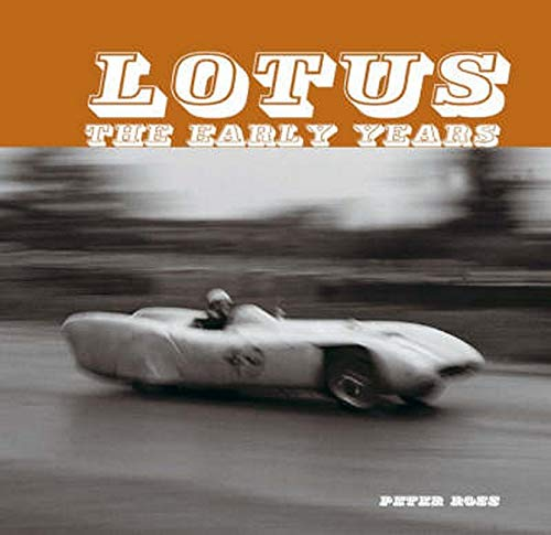 9781902351148: Lotus the Early Years