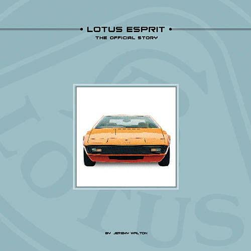 9781902351247: Lotus Esprit: The Official Story