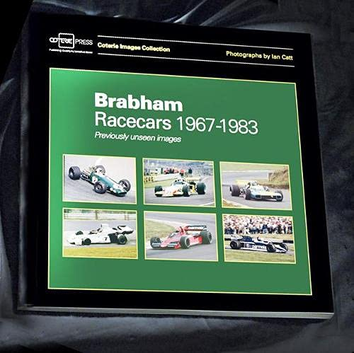 9781902351551: Brabham Racecars 1967-1983: Previously Unseen Images (Coterie Images Collection)