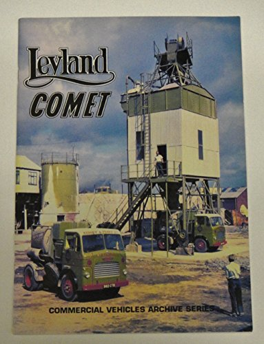 9781902356020: Leyland Comet (Commercial vehicles archive series)
