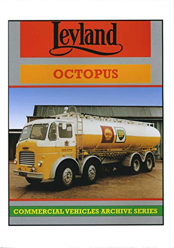9781902356129: The Leyland Octopus (Commercial Vehicles Archive Series)