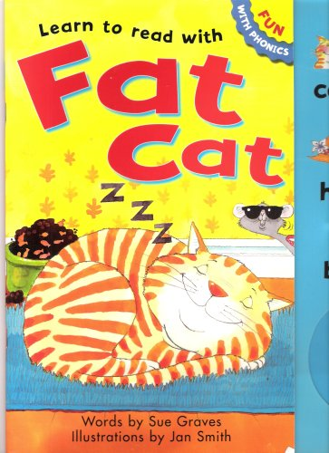 9781902367118: Learn to read with the Fat Cat (Fun with Phonics)