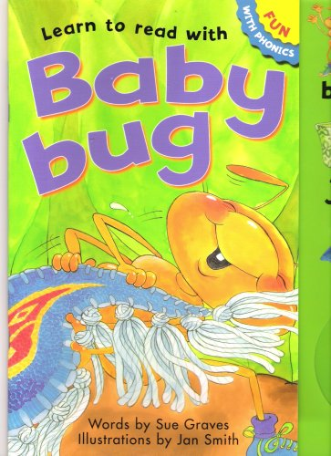 9781902367200: Learn to Read with Baby Bug Edition: First