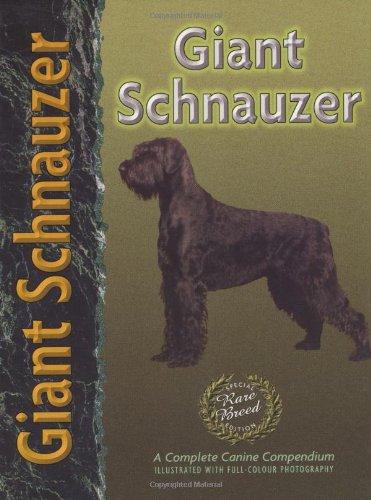 9781902389011: Giant Schnauzer (Pet love)