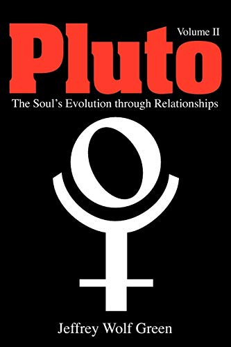 9781902405421: Pluto, Vol. 2: The Soul's Evolution Through Relationships