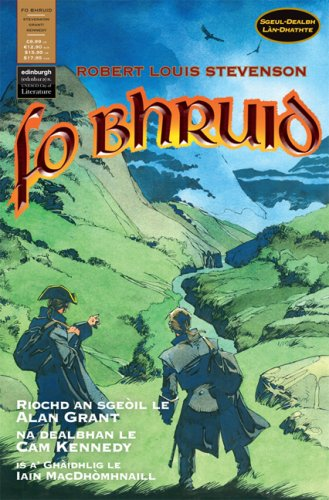 9781902407432: Fo Bhruid: Kidnapped: A Graphic Novel in Full Colour (Scots Gaelic Edition)