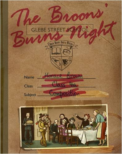 9781902407715: The Broon's Burns Night