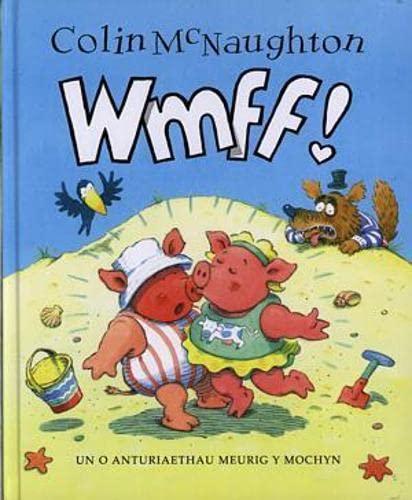 9781902416410: Cyfres Meurig y Mochyn: Wmff! (Welsh Edition)