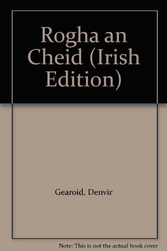 9781902420349: Rogha an Cheid (Irish Edition)
