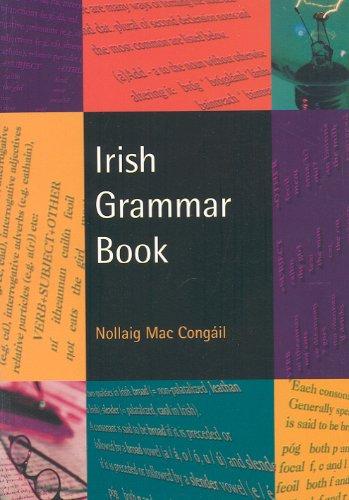 Irish Grammar Book: Nollaig Mac Congail