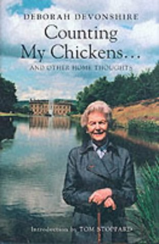 Counting My Chickens and other home thoughts.: Duchess of Devonshire