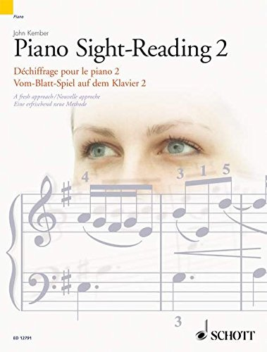 9781902455235: Piano Sight-Reading, Vol. 2: A Fresh Approach (Pt. 2)