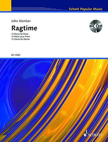 Ragtime: 15 Pieces for Piano Solo (On the Lighter Side)