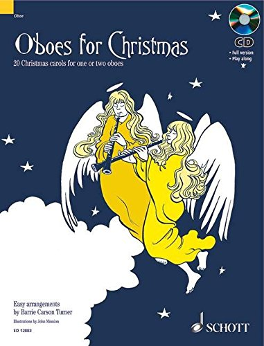 9781902455358: Oboes for Christmas: 20 Christmas Carols for One or Two Oboes
