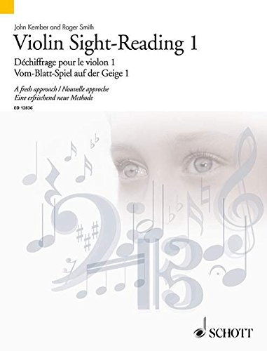 9781902455532: VIOLIN SIGHT-READING VOLUME 1 (Pt. 1)