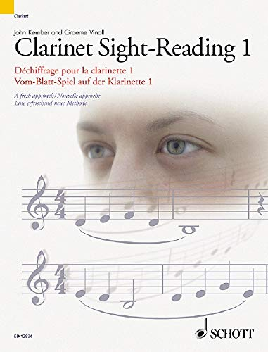 9781902455556: Clarinet Sight-Reading 1 (The Sight-Reading Series) (Pt. 1)