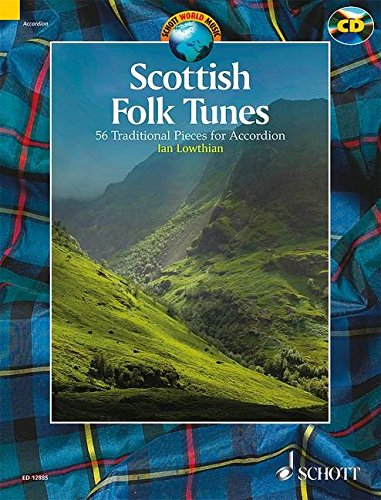9781902455884: Scottish Folk Tunes: 54 Traditional Pieces for Accordion
