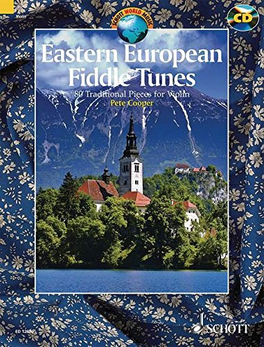 9781902455891: Eastern European Fiddle Tunes: 80 Traditional Pieces for Violin (Schott World Music)