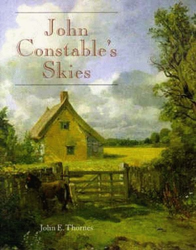 9781902459028: John Constable's Skies: A Fusion of Art and Science