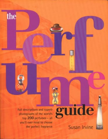 The Perfume Guide: Susan Irvine