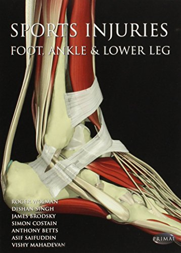 9781902470641: Sports Injuries: the Foot: The Foot CD Rom