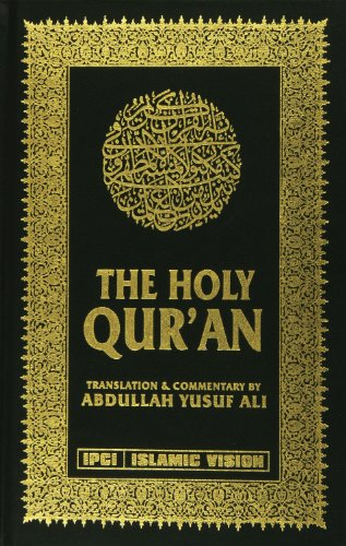 The Holy Quran: Translation and Commentary by