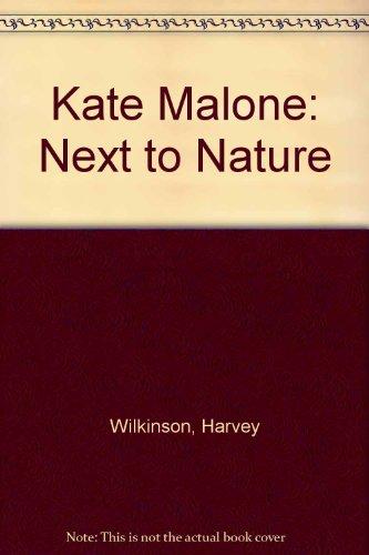 9781902498232: Kate Malone: Next to Nature