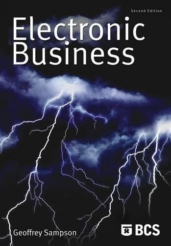 9781902505893: Electronic Business