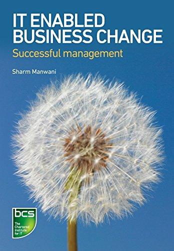 IT-Enabled Business Change - Successful Management: Manwani, Sharm