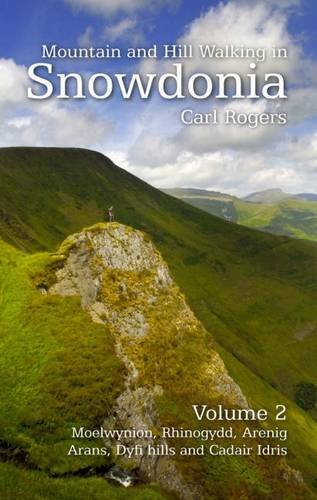 Mountain and Hill Walking in Snowdonia: Rogers, Carl