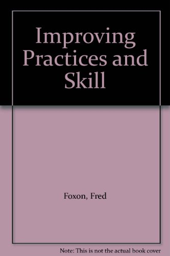 Improving Practices and Skill: National Coaching Foundation,