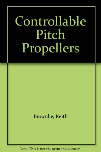 9781902536019: Controllable Pitch Propellers