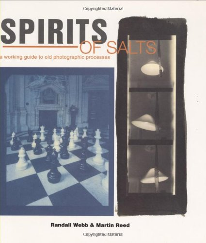 Spirits of Salts: Working Guide to Old Photographic Processes: Webb, Randall