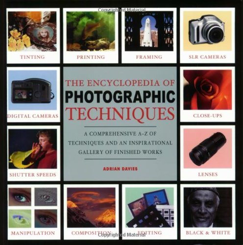9781902538068: The Encyclopedia of Photographic Techniques