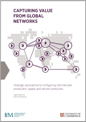 9781902546308: Capturing Value from Global Networks: Strategic Approaches to Configuring International Production, Supply and Service Operations