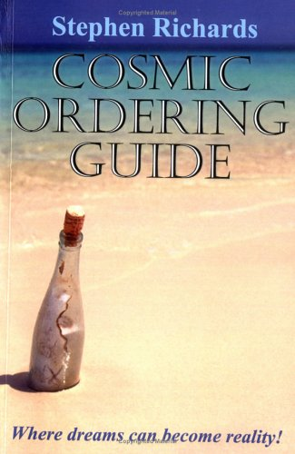9781902578248: Cosmic Ordering Guide: Where Dreams Can Become Reality