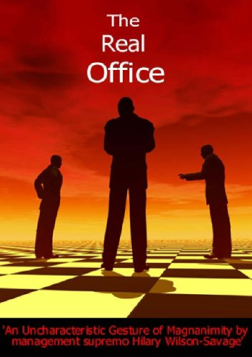 The Real Office: An Uncharacteristic Gesture of: Hilary Wilson-savage