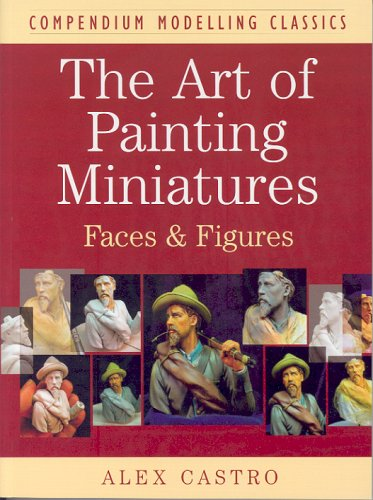 Art Of Painting Miniatures Faces And Figures